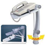 [AIDATA] 관절형 전화기 받침대 TA002(360도 회전)