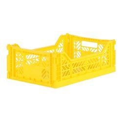 아이카사 폴딩박스 M yellow