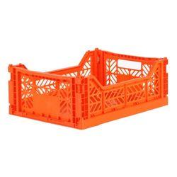 아이카사 폴딩박스 M orange
