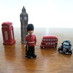 런던 시리즈 5p set