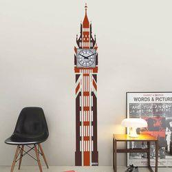 빅벤 타워 벽데코 시계 Bigben Wall Clock