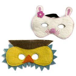 Mask Owl & Bunny