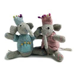 Mini Elephant Girl & Boy