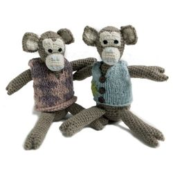 Mini Monkey Girl & Boy