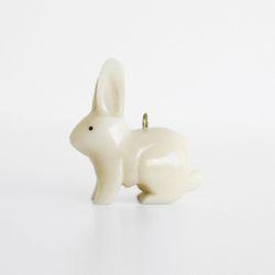 씨앗목걸이-SEED NECKLACE - rabbit