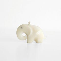 씨앗목걸이-SEED NECKLACE - elephant