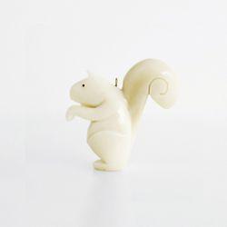 씨앗목걸이-SEED NECKLACE - squirrel