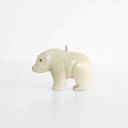씨앗목걸이-SEED NECKLACE - polar bear