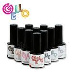 [GELLO] 젤로 컬러 젤폴리쉬 (8종 중 택1) 셀프젤네일 UV LED겸용 쏙오프젤