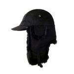 CANVAS BLIZZARD black w black Fur