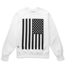 FLAG 89 SWEAT SHIRTS (WHITE)