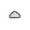 [Macon&Lesquoy] 마콩 자수브로치_구름(실버)