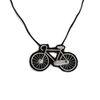 [Macon&Lesquoy] 마콩 자수목걸이_자전거