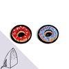 [Macon&Lesquoy] 마콩 자수패치_도넛
