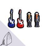 [Macon&Lesquoy] 마콩 자수패치_락커와 기타