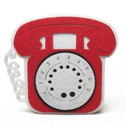 아이디어가 돋보이는 데스크정리함 - 전화기