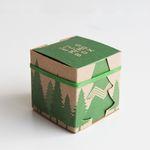 ECO MEMO BOX - forest