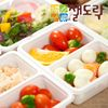 슬림 1200kcal 1주일 식단 (1일 3식 총 18식)