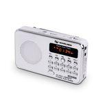 SD5000 미니오디오 (MP3플레이어 FM라디오 휴대용미니스피커)