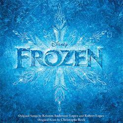 Soundtrack - Frozen (겨울왕국)