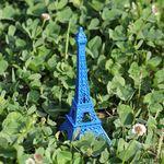 파리스 미니 에펠탑 블루