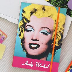 포켓저널-Andy Warhol-Marilyn
