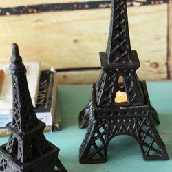 에펠탑 주물 캔들홀더-중