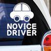 NOVICE DRIVER(2)-초보운전스티커(412)
