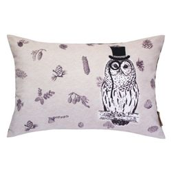 Cushion-gentle owl