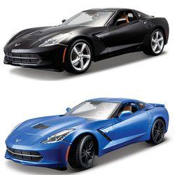 마이스토 1:18 스페셜 2014 쉐보레 콜벳 스팅레이 - Chevrolet Corvette STINGRAY