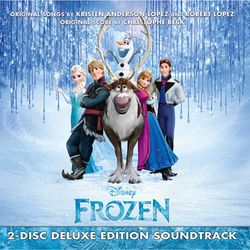 Soundtrack - Frozen (겨울왕국) [DELUXE EDITION]