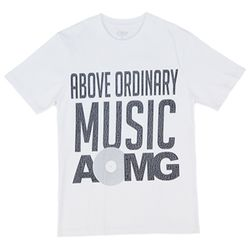 [AOMG] original t-shirt - white