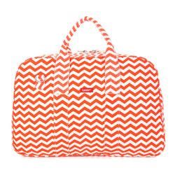 [bakker] 캔버스 위켄드백_waves orange