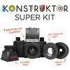 Konstruktor Super Kit - ����Ʈ���� ���� Ŷ DIY SLR ī��