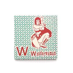 [bakker] LETTER PRIME_W_Wonder woman