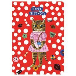 나탈리레테 생일카드 캣