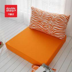 오렌지지브라 1인용 대방석세트