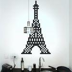 데코스티커 (파리 에펠탑)