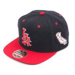 아메리칸니들 엠엘비 스냅백 로스엔젤레스 엔젤스(MLB Snapback)
