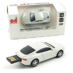벤틀리 컨티넨탈 GT USB 16GB (WE002039WH) USB 메모리 모형자동차