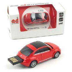 폭스바겐 더 비틀 USB 16GB (WE002060RE) USB 메모리 모형자동차