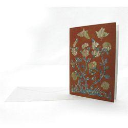자경전 꽃담 자개카드