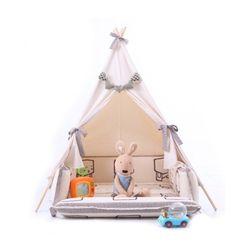 [TOTOYZ]클래식 인디언 텐트+가렌드세트