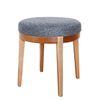 Round Wood Stool (���� ��� ����)