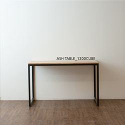 ASH IRON 1200 TABLE