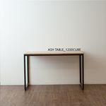 ASH IRON 1200 TABLE