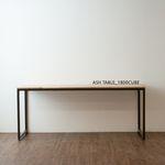 ASH IRON 1800 TABLE