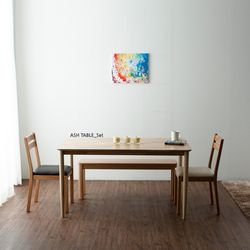 ASH SIMPLE TABLE SET