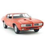 PONTIAC GTO 1969 (WE125011OR) 폰티악 모형자동차