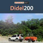 [OPOSSUM] 오포썸 디들200 캠핑용 카고 트레일러 (OP-D200)